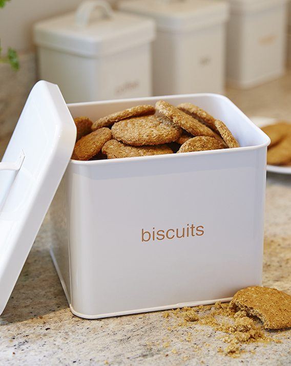 Hahn Simple Storage Biscuit Canister